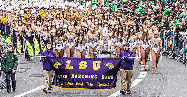 Lsu Barring Opponents Bands From Performing At Halftime