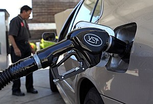 gas pump (Photo by Justin Sullivan/Getty Images)