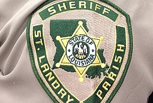 St. Landry Parish Sheriff's Office Badge, Facebook photo