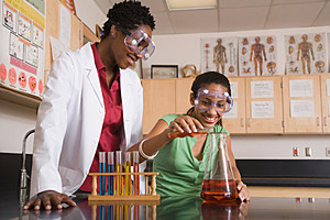 Science Class Thinkstock