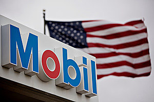 Exxon MObil (Daniel Acker/Bloomberg via Getty Images)