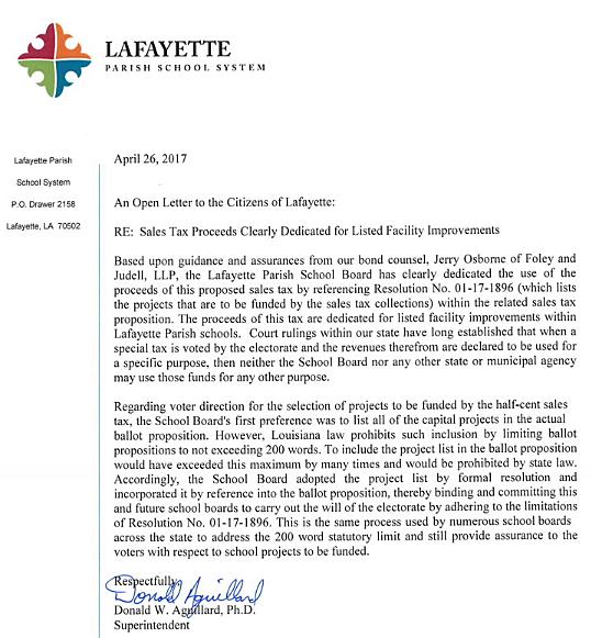 LPSS Letter 042617
