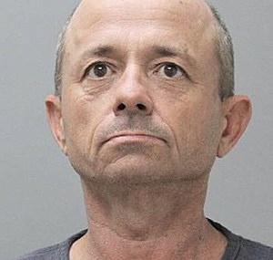 Roy Verret, photo courtesy of the Iberia Parish Sheriff's Office
