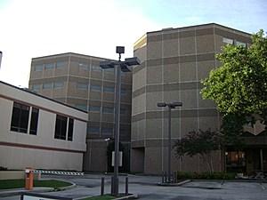 Lafayette Parish Correctional Center 2, photo by KPEL