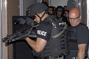 Police training (media.defense.gov image)