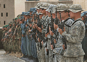 US Troops In Afghanistan (wikimedia image)