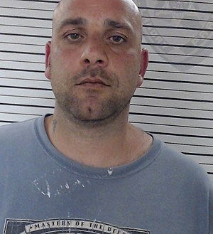 Derrick O'Connor, photo courtesy of the St. Landry Parish Sheriff's Office