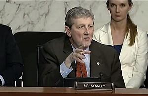 Sen. John Kennedy (youtube)